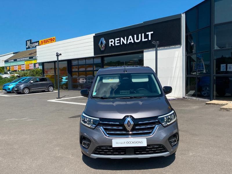 Renault Kangoo 1.5 Blue dCi 95ch Intens Gris occasion à Rodez - photo n°2