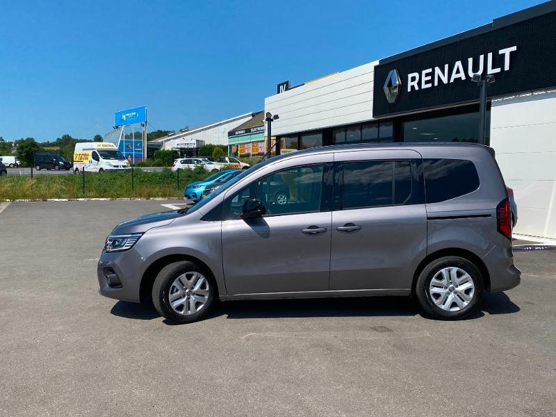 Renault Kangoo 1.5 Blue dCi 95ch Intens Gris occasion à Rodez - photo n°4