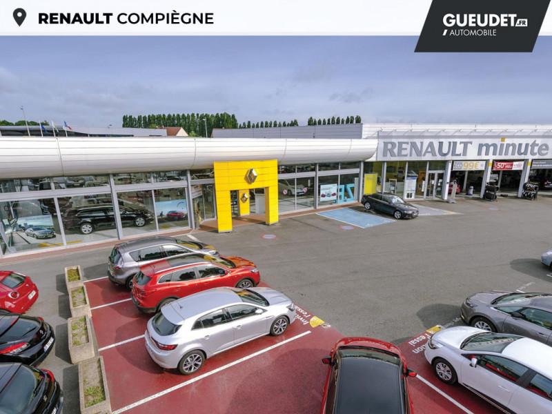 Renault Kangoo 1.5 dCi 110ch energy Grand Confort Euro6 Blanc occasion à Compiègne - photo n°15