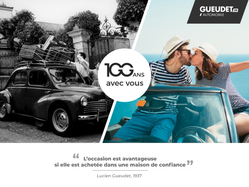 Renault Kangoo 1.5 dCi 110ch energy Grand Confort Euro6 Blanc occasion à Compiègne - photo n°17