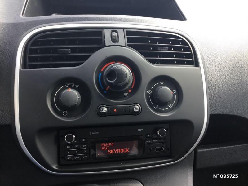 Renault Kangoo 1.5 dCi 110ch energy Grand Confort Euro6 Blanc occasion à Compiègne - photo n°11