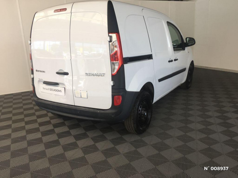 Renault Kangoo 1.5 dCi 110ch energy Grand Confort Euro6 Blanc occasion à Cluses - photo n°6