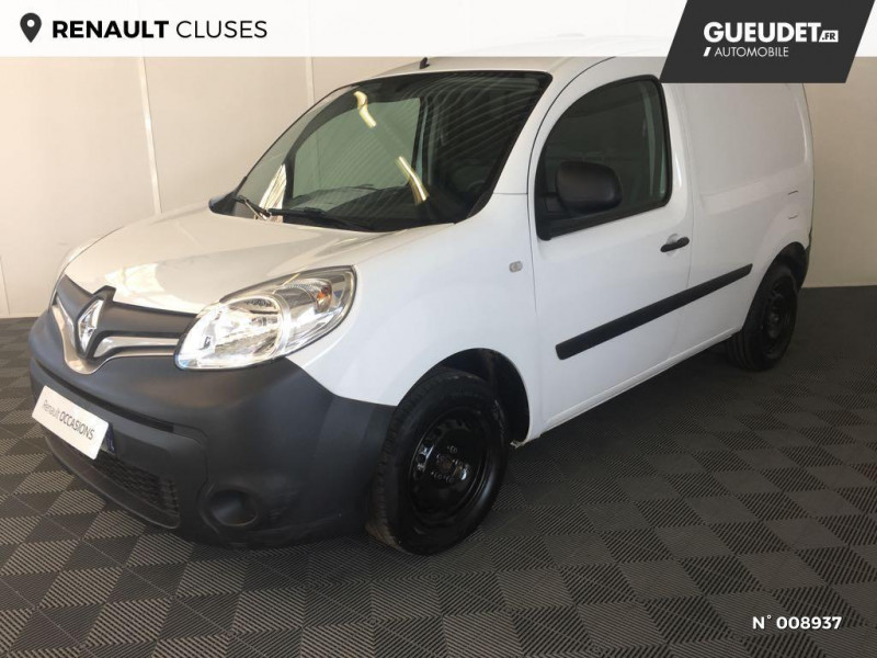 Renault Kangoo 1.5 dCi 110ch energy Grand Confort Euro6 Blanc occasion à Cluses