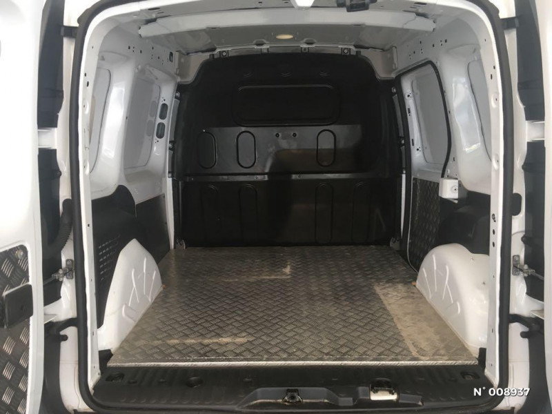 Renault Kangoo 1.5 dCi 110ch energy Grand Confort Euro6 Blanc occasion à Cluses - photo n°14