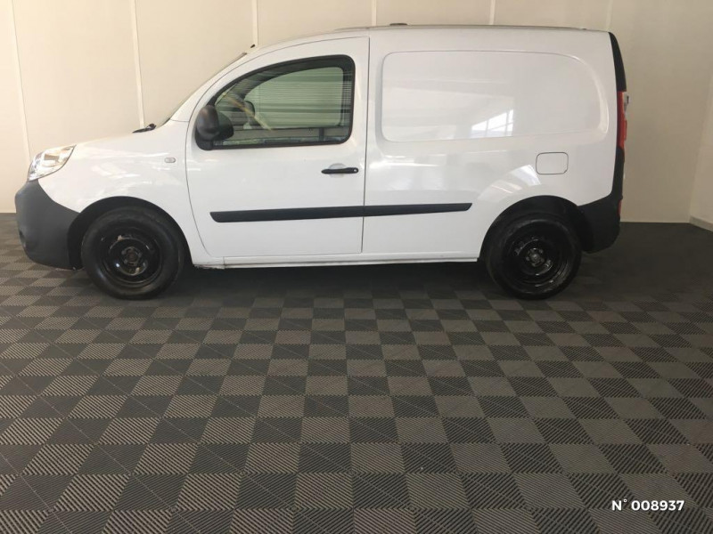 Renault Kangoo 1.5 dCi 110ch energy Grand Confort Euro6 Blanc occasion à Cluses - photo n°8