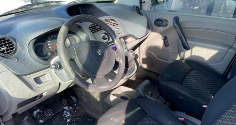 Renault Kangoo 1.5 dCi 70 eco2 Authentique Blanc occasion à Bouxières Sous Froidmond - photo n°6