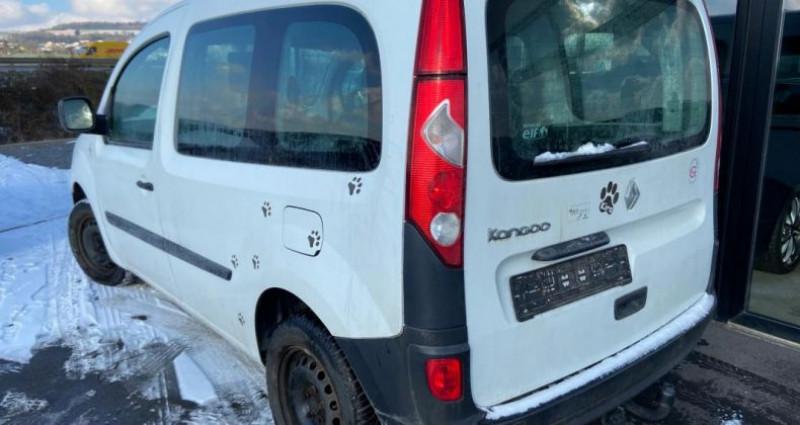 Renault Kangoo 1.5 dCi 70 eco2 Authentique Blanc occasion à Bouxières Sous Froidmond - photo n°5