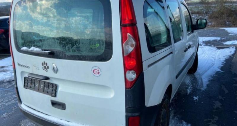 Renault Kangoo 1.5 dCi 70 eco2 Authentique Blanc occasion à Bouxières Sous Froidmond - photo n°4