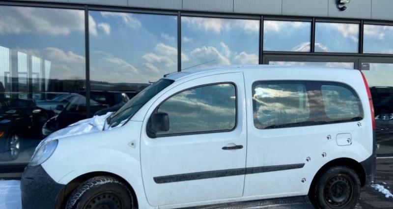 Renault Kangoo 1.5 dCi 70 eco2 Authentique Blanc occasion à Bouxières Sous Froidmond