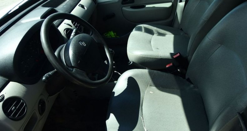 Renault Kangoo 1.5 DCI 70CH FOURGON Blanc occasion à FONTAINE LES GRES - photo n°7