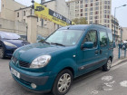 Renault Kangoo 1.5 DCI 70CH LUXE PRIVILEGE 5P Vert à Pantin 93