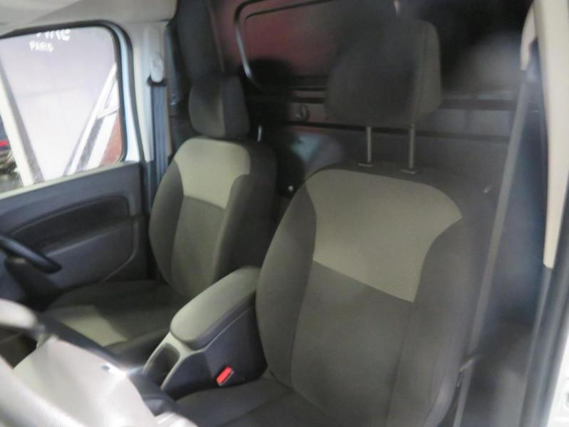 Renault Kangoo 1.5 DCI 75 ENERGY E6 EXTRA Blanc occasion à QUIMPER - photo n°13