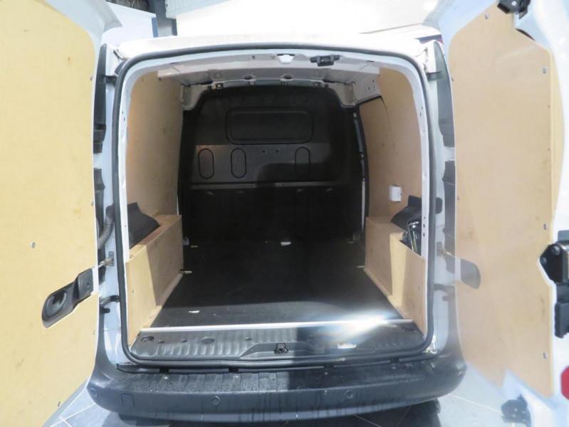 Renault Kangoo 1.5 DCI 75 ENERGY E6 EXTRA Blanc occasion à QUIMPER - photo n°7