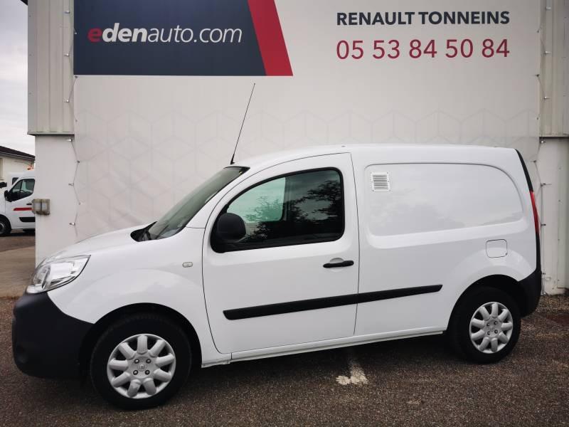 Renault Kangoo 1.5 DCI 75 ENERGY E6 GRAND CONFORT Blanc occasion à Sainte-Bazeille