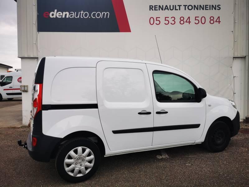 Renault Kangoo 1.5 DCI 75 ENERGY E6 GRAND CONFORT Blanc occasion à Sainte-Bazeille - photo n°2