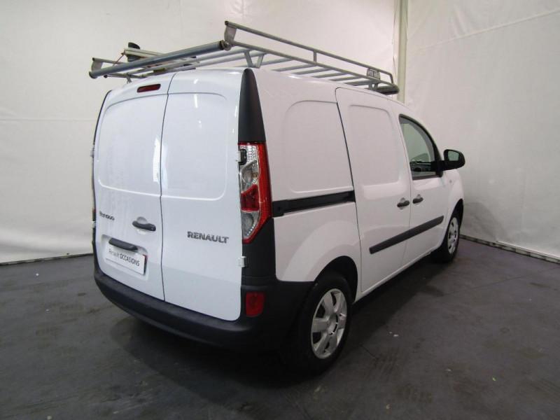 Renault Kangoo 1.5 DCI 75 ENERGY E6 GRAND Blanc occasion à PONTIVY - photo n°3