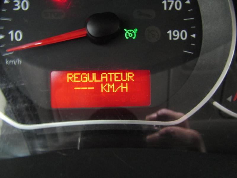 Renault Kangoo 1.5 DCI 75 ENERGY E6 GRAND Blanc occasion à PONTIVY - photo n°11