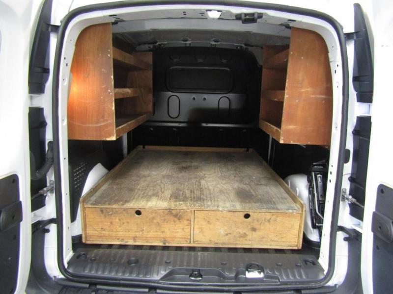 Renault Kangoo 1.5 DCI 75 ENERGY E6 GRAND Blanc occasion à PONTIVY - photo n°7