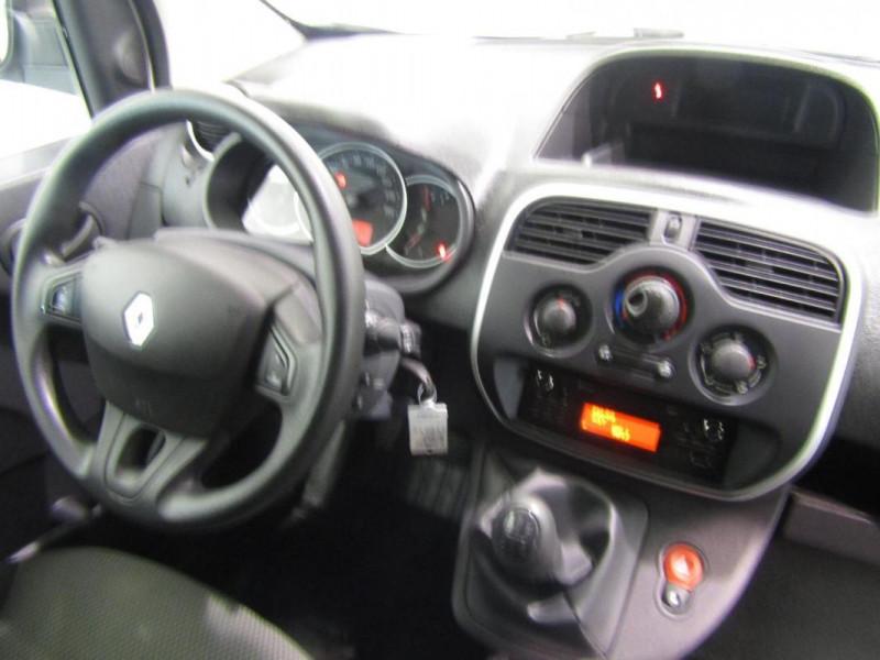 Renault Kangoo 1.5 DCI 75 ENERGY E6 GRAND Blanc occasion à PONTIVY - photo n°5