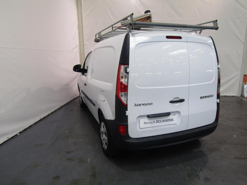Renault Kangoo 1.5 DCI 75 ENERGY E6 GRAND Blanc occasion à PONTIVY - photo n°4