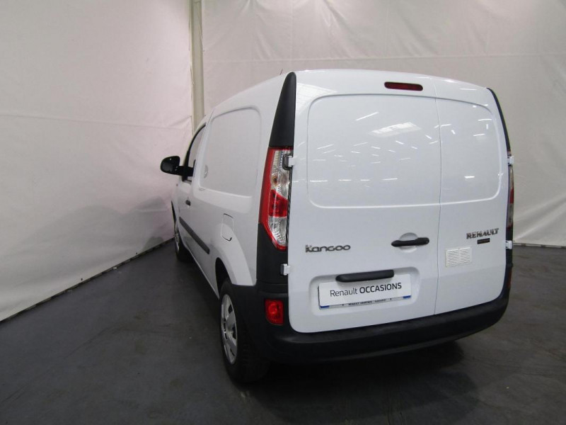 Renault Kangoo 1.5 DCI 75 ENERGY E6 Blanc occasion à PONTIVY - photo n°4