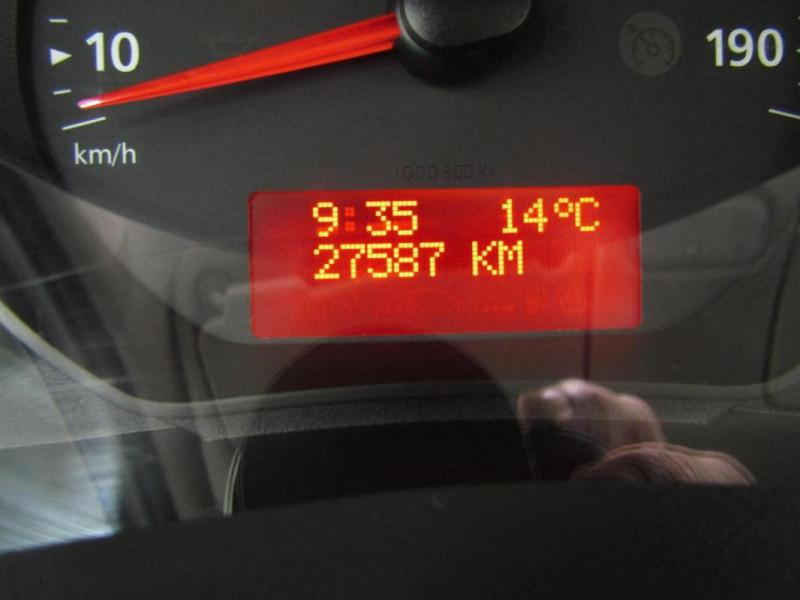 Renault Kangoo 1.5 DCI 75 ENERGY E6 Blanc occasion à PONTIVY - photo n°10