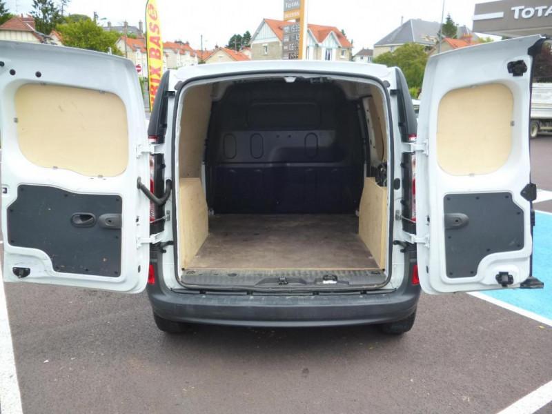 Renault Kangoo 1.5 DCI 75 ENERGY E6 Blanc occasion à BAYEUX - photo n°5