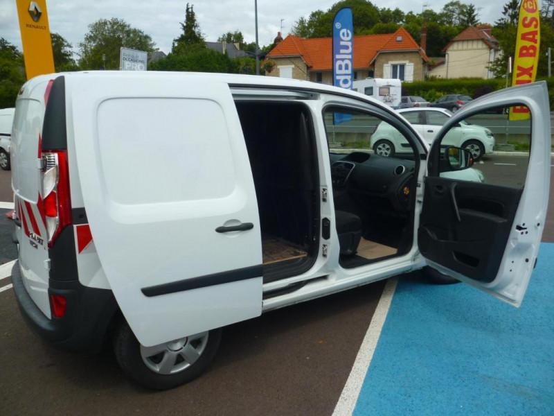 Renault Kangoo 1.5 DCI 75 ENERGY E6 Blanc occasion à BAYEUX - photo n°12
