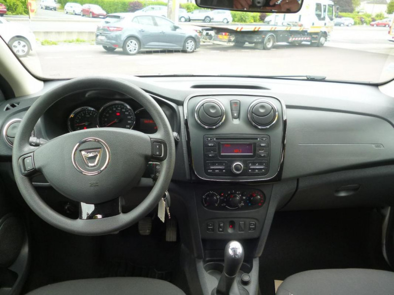 Renault Kangoo 1.5 DCI 75 ENERGY E6 Blanc occasion à BAYEUX - photo n°3