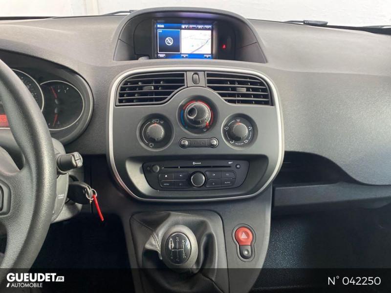Renault Kangoo 1.5 dCi 75ch energy Confort Euro6 Blanc occasion à Boulogne-sur-Mer - photo n°11
