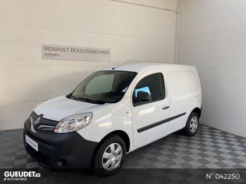 Renault Kangoo 1.5 dCi 75ch energy Confort Euro6 Blanc occasion à Boulogne-sur-Mer