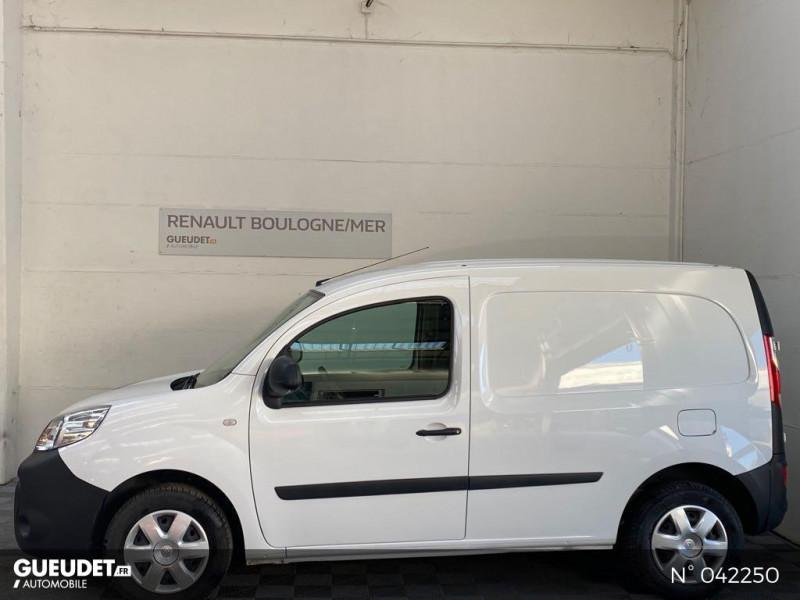 Renault Kangoo 1.5 dCi 75ch energy Confort Euro6 Blanc occasion à Boulogne-sur-Mer - photo n°8