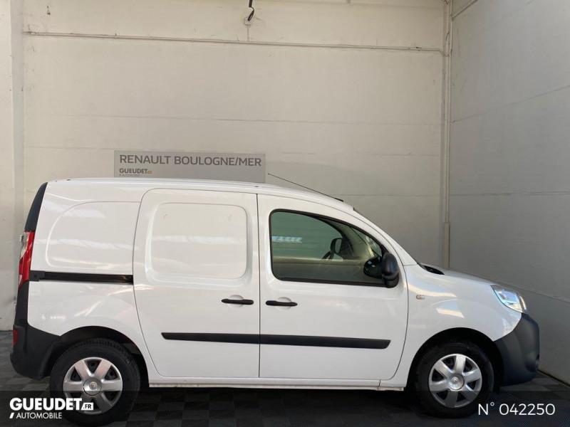 Renault Kangoo 1.5 dCi 75ch energy Confort Euro6 Blanc occasion à Boulogne-sur-Mer - photo n°7