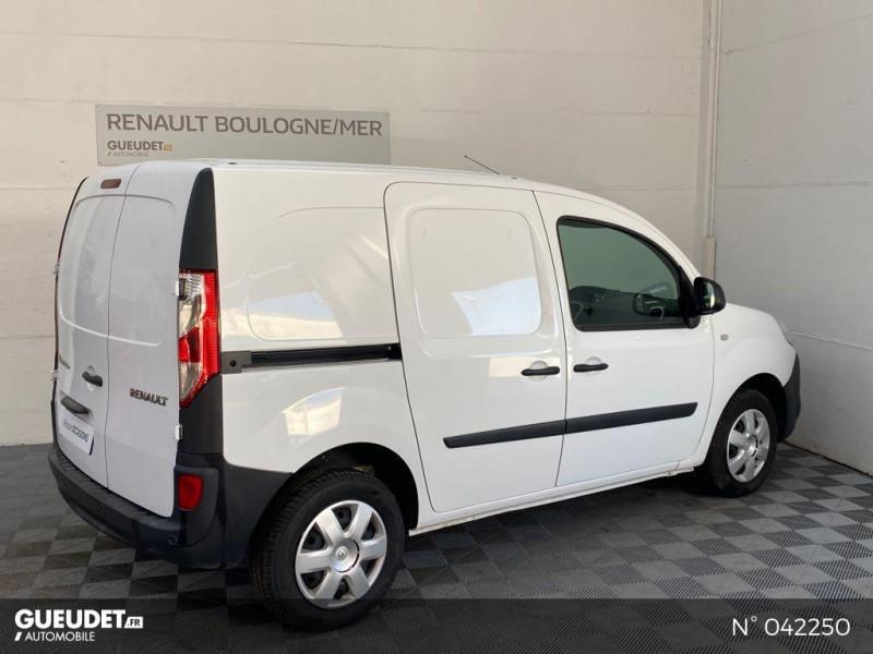 Renault Kangoo 1.5 dCi 75ch energy Confort Euro6 Blanc occasion à Boulogne-sur-Mer - photo n°6