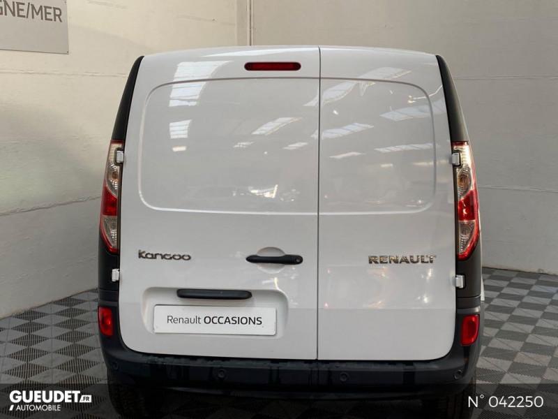 Renault Kangoo 1.5 dCi 75ch energy Confort Euro6 Blanc occasion à Boulogne-sur-Mer - photo n°3