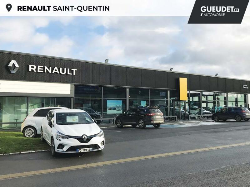 Renault Kangoo 1.5 dCi 75ch energy Grand Confort Euro6 Blanc occasion à Saint-Quentin - photo n°14