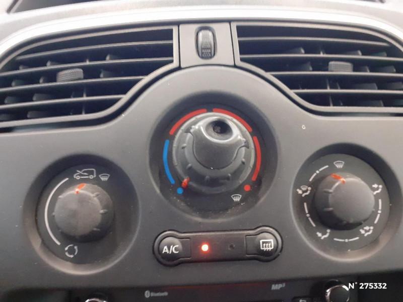 Renault Kangoo 1.5 dCi 75ch energy Grand Confort Euro6 Blanc occasion à Péronne - photo n°13