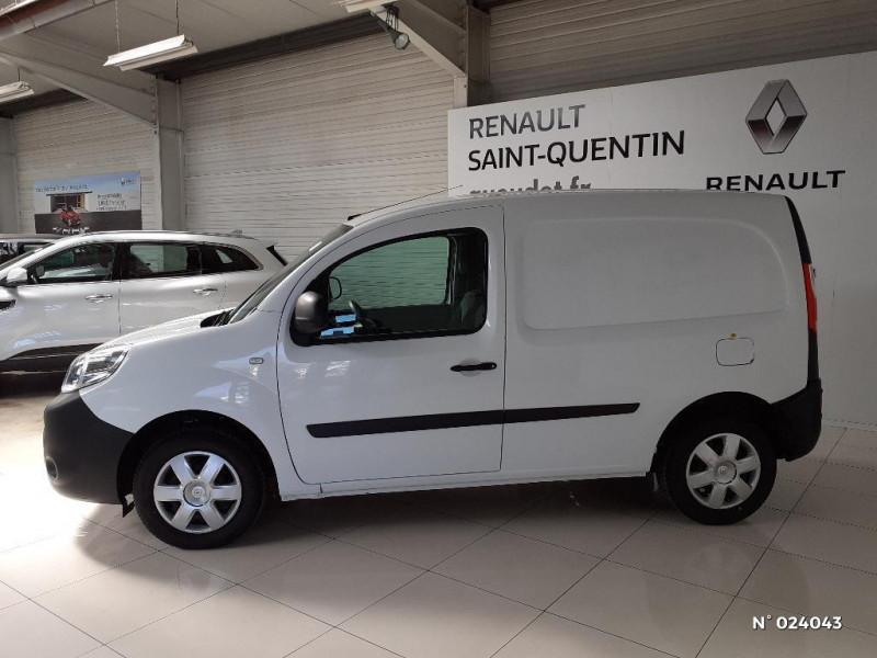 Renault Kangoo 1.5 dCi 75ch energy Grand Confort Euro6 Blanc occasion à Saint-Quentin - photo n°7
