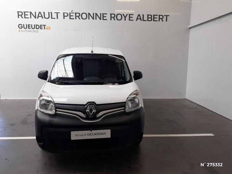 Renault Kangoo 1.5 dCi 75ch energy Grand Confort Euro6 Blanc occasion à Péronne - photo n°2
