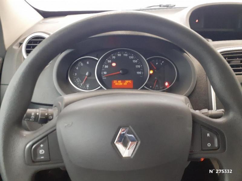 Renault Kangoo 1.5 dCi 75ch energy Grand Confort Euro6 Blanc occasion à Péronne - photo n°12