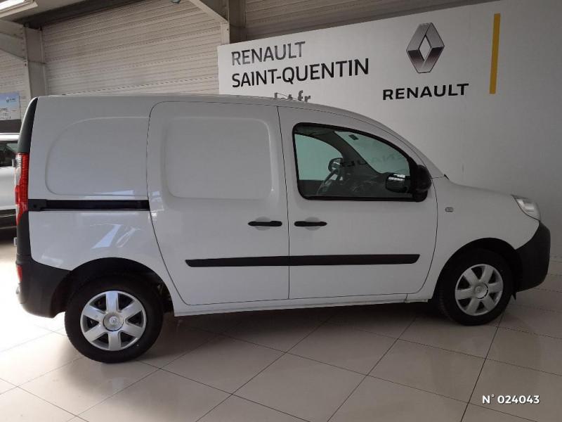 Renault Kangoo 1.5 dCi 75ch energy Grand Confort Euro6 Blanc occasion à Saint-Quentin - photo n°6