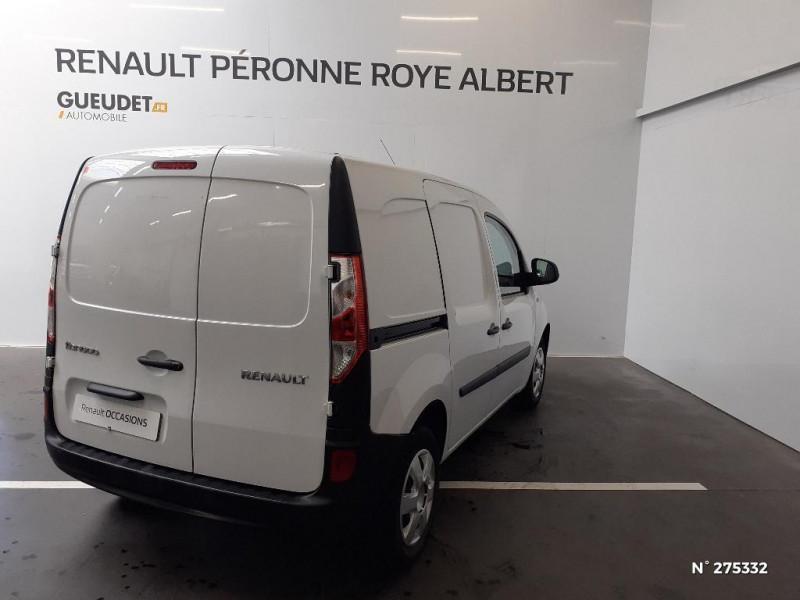 Renault Kangoo 1.5 dCi 75ch energy Grand Confort Euro6 Blanc occasion à Péronne - photo n°6