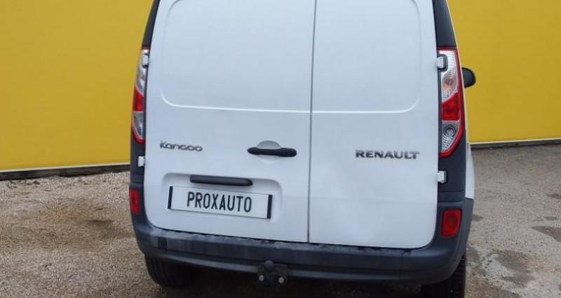 Renault Kangoo 1.5 DCI 90 ENERGY CONFORT Blanc occasion à Fontenay-le-vicomte - photo n°5