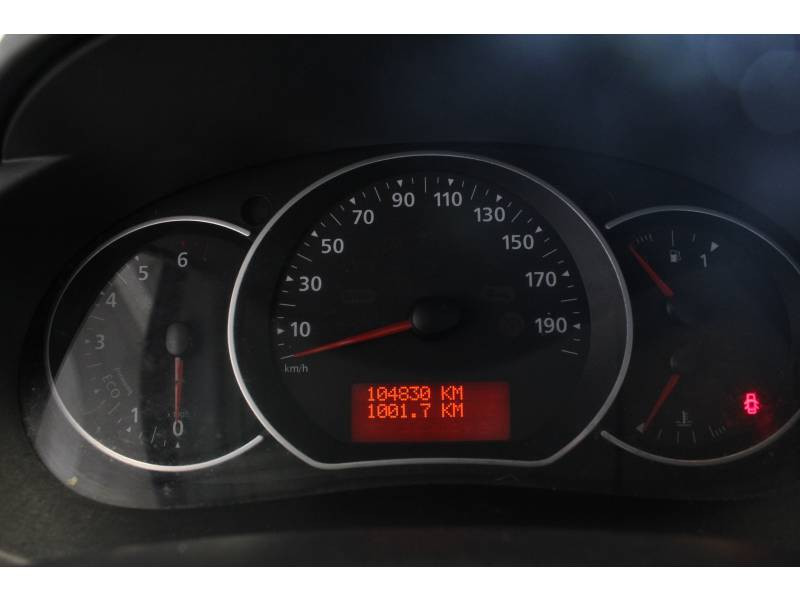 Renault Kangoo 1.5 DCI 90 ENERGY E6 EXTRA R-LINK Blanc occasion à TARBES - photo n°15