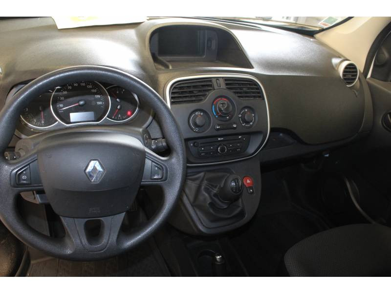 Renault Kangoo 1.5 DCI 90 ENERGY E6 EXTRA R-LINK Blanc occasion à TARBES - photo n°8
