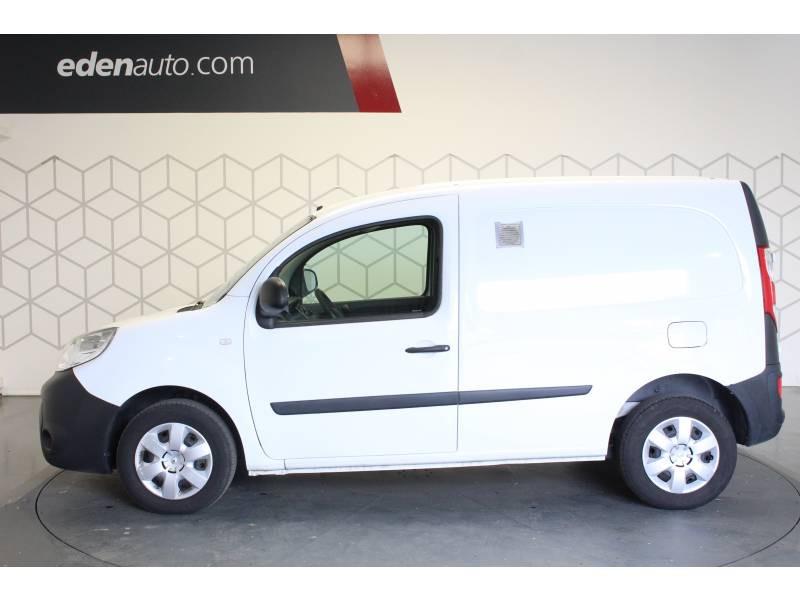 Renault Kangoo 1.5 DCI 90 ENERGY E6 EXTRA R-LINK Blanc occasion à TARBES - photo n°3