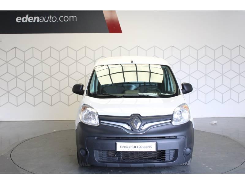 Renault Kangoo 1.5 DCI 90 ENERGY E6 EXTRA R-LINK Blanc occasion à TARBES - photo n°2