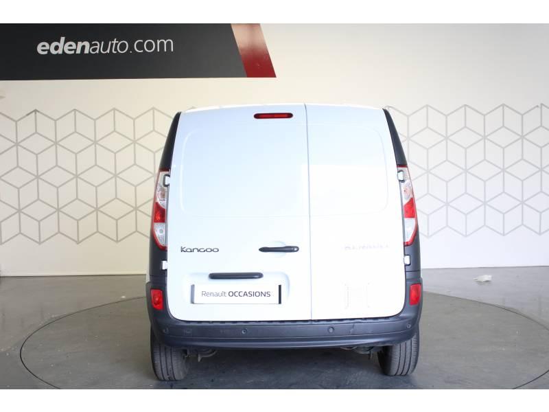 Renault Kangoo 1.5 DCI 90 ENERGY E6 EXTRA R-LINK Blanc occasion à TARBES - photo n°4