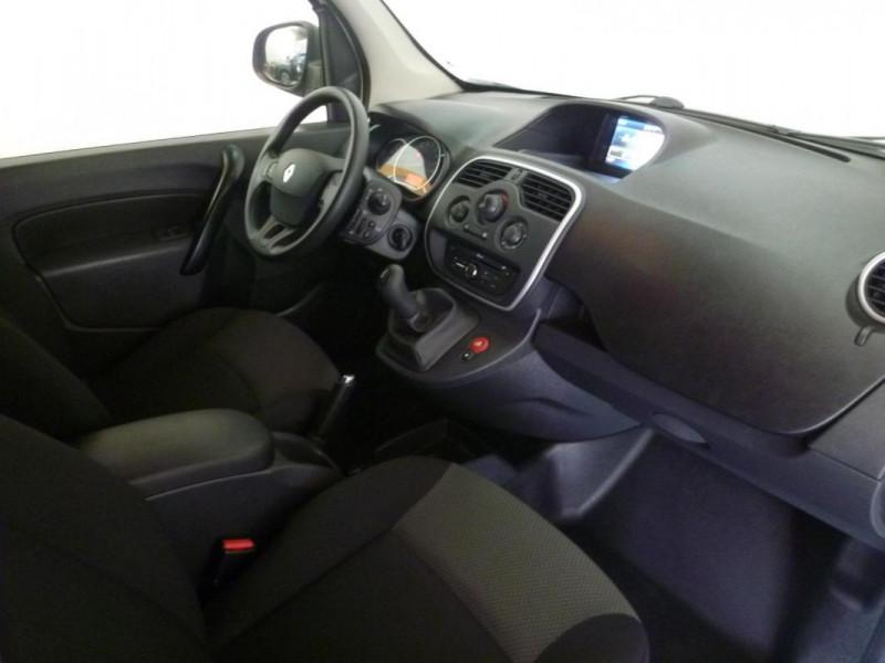 Renault Kangoo 1.5 DCI 90 ENERGY E6 EXTRA Blanc occasion à LOUDEAC - photo n°9