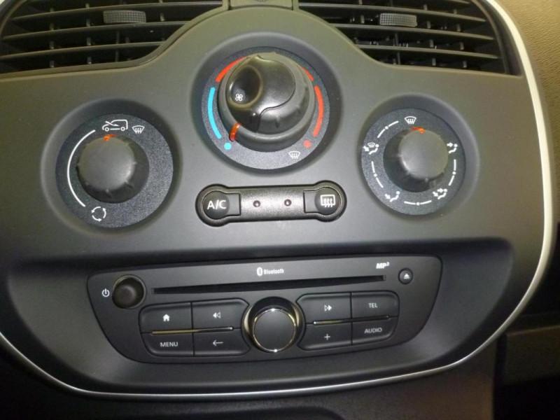 Renault Kangoo 1.5 DCI 90 ENERGY E6 EXTRA Blanc occasion à LOUDEAC - photo n°11